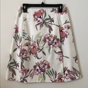 Joe Fresh Floral Skirt